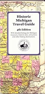 Book Cover: Historic Michigan travel guide