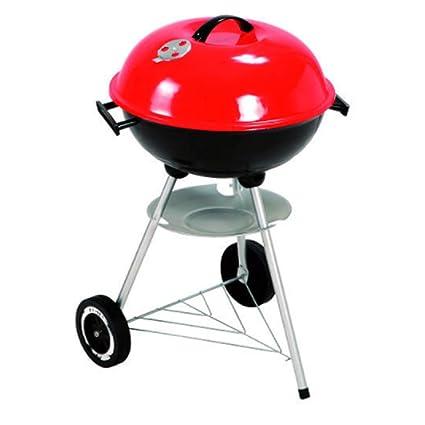 QMKJ Tres Patas Apple Grill hogar carbón Barbacoa Parrilla ...