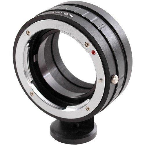 Polaroid Bayonet Lens Mount Adapter, Nikon G Lenses to the Canon EOS M Mirorless Camera Body (Certified Refurbished)