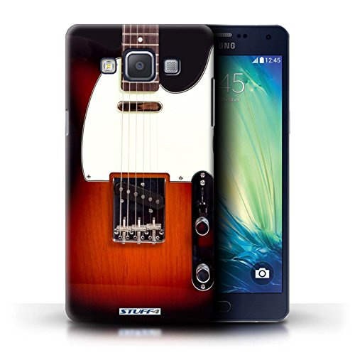 STUFF4 Phone Case / Cover for Samsung Galaxy A5/A500 / Sunburst Electric Design / Guitar Collection