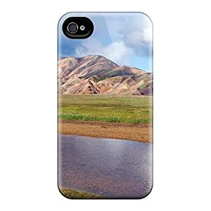 Anti-scratch And Shatterproof The Laugavegur Hiking Trail Phone Cases For Iphone 6/ High Quality Cases by ruishername