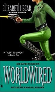 Worldwired (Jenny Casey Book 3)