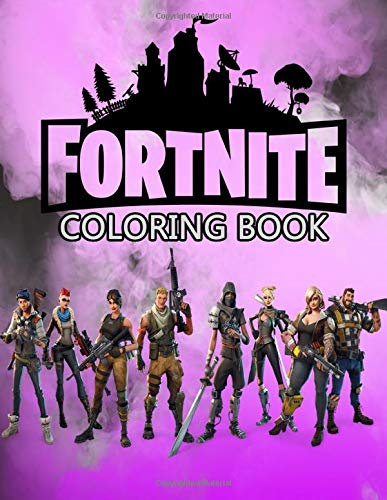Fortnite coloring pages | Print and Color.com | 500x387