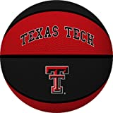 NCAA Texas Tech Red Raiders Alley Oop Youth Size Basketball by Rawlings