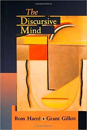 Book The Discursive Mind 1st edition by Harré, Rom, Gillett, Grant (1994)