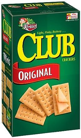 Club Crackers, Original, 16-Ounce Cajas (3 unidades): Amazon ...