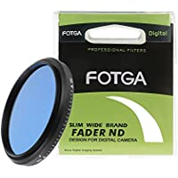 Fotga 58mm ND2 to ND400 Slim Fader Variable Adjustable ND Neutral Density Filter