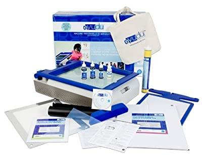 Yudu Personal Screen Printer With Accessories Pack