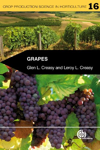 Grapes (Crop Production Science in Horticulture Book 16)