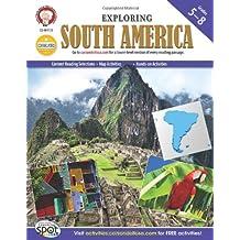 Mark Twain 404176 Exploring South America, Grades 5 - 8