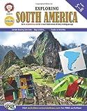 Exploring South America, Grades 5-8, Ph.D., Michael Kramme, 1580376339