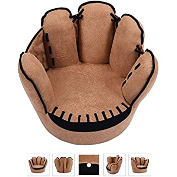 Amazon Com No No Vd 54191hw Kids Sofa Baseball Glove