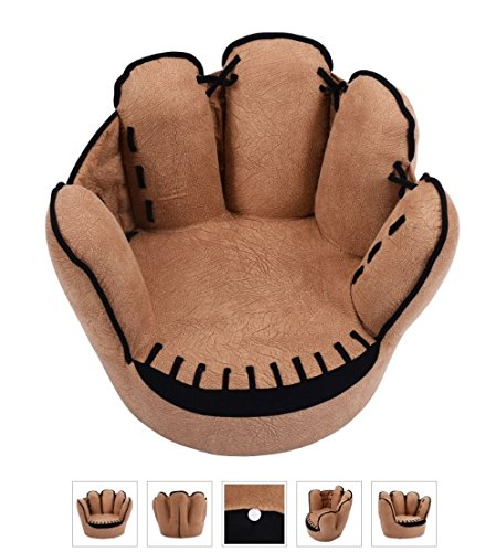 Tv Chairs For Kids Baseball Glove Sofa Armrest Couch