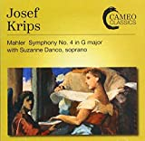Josef Krips: Mahler: Symphony No. 4 In G Major
