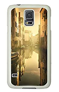Samsung Galaxy S5 Cases & Covers - Good Morning Venice PC Custom Soft Case Cover Protector for Samsung Galaxy S5 - White