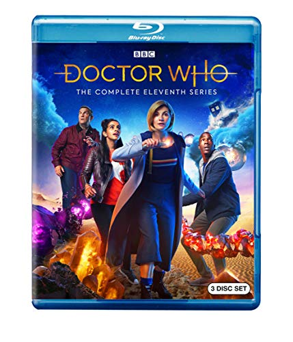 Doctor Who: The Complete Eleventh Series [Blu-ray]