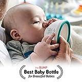 nanobebe Breastmilk Baby Bottles for Breastfed