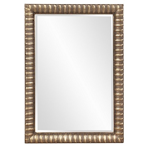 Howard Elliott 5179 Moore Mirror, Antique Molted Silver