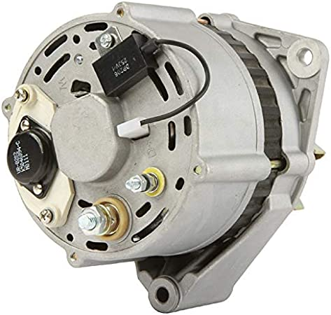 DEUTZ FAHR TRACTORDX631 DX6.31 DX650 DX6.50 DX710 DX830A IVECO TRUCK 130.13A 75.9A 80.13A 80.9A 90.13A Total Power Parts Alternator For Deutz Allis Tractor 7110 7120 7145 6-374 Diesel Engine