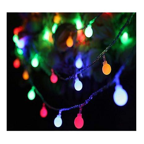 K-Bright Cuerda Luces/ LED Luces del Efecto Estrellado,20 Bombilla LED Fairy