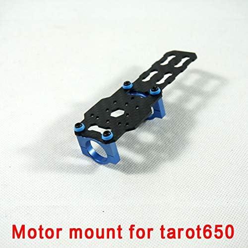 XUSUYUNCHUANG 1 PCS Drone Accessori Fai da Te for Tarot 650 Iron Man 680Pro Fy680 Fy690S Telaio 16 Millimetri Rc Tarocchi Retrattile atterraggio Monut Accessori Drone