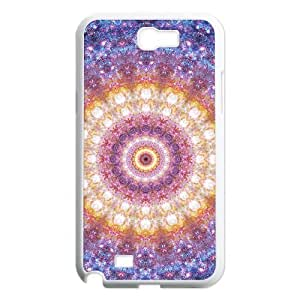 MEIMEITeal Tribal Customized Cover Case for Samsung Galaxy Note 2 N7100,custom phone case ygtg613962MEIMEI