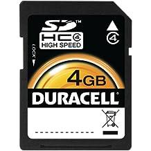 Duracell DU-SD-4096-C 4GB Clamshell Secure Digital Card
