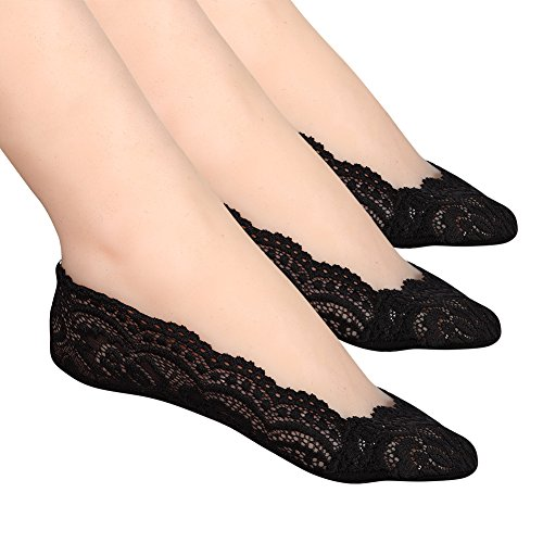 Women's Ballet Single Shoes (Black) - 8