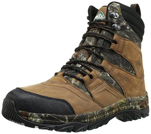 MuckBoots Men's Woodlands Explorer Hunting Boot,Brown,11.5 M US