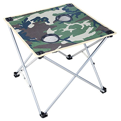 GZH Outdoor Folding Table And Stool Portable Casual Beach Fishing Camping Table And Stool (Size : A) by GZH