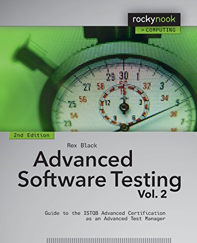 Advanced Software Testing - Vol. 2, 2nd Edition: Guide to the ISTQB Advanced Certification as an Advanced Test Manager by imusti