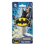 DC Batman Logo Soft Touch PVC Key Holder