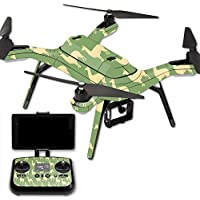 Skin For 3DR Solo Drone – Llama | MightySkins Protective, Durable, and Unique Vinyl Decal wrap cover | Easy To Apply, Remove, and Change Styles | Made in the USA
