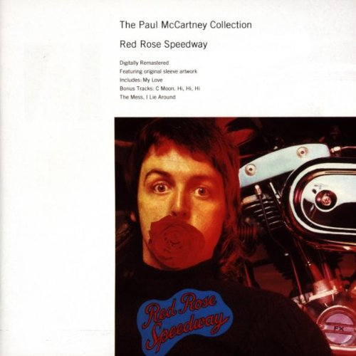 Red Rose Speedway by MCCARTNEY,PAUL/WING