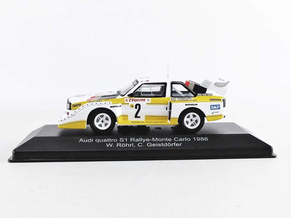 Wei/ß//Gelb//Rot WRC003 CMR Miniaturauto zur Sammlung