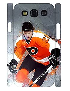 Special Sport Theme Fantastic Guy Rugged Phone Dust Proof Case for Samsung Galaxy S3 I9300
