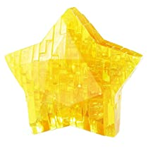 Original 3D Crystal Puzzle - Star