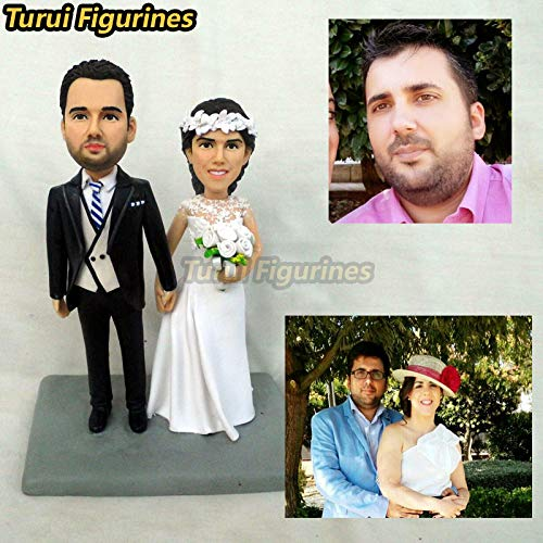 Valentines Day Gift For Your Boyfriend Custom Birthday Cake Topper