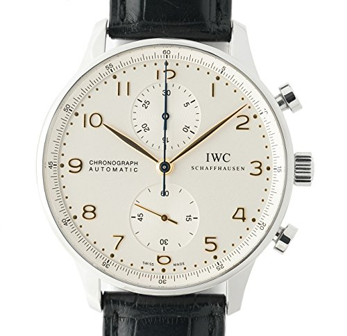 IWC-Portuguese-Chronograph-automatic-self-wind-mens-Watch-IW3714-45-Certified-Pre-owned