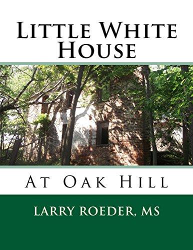 Little White House por Larry Roeder