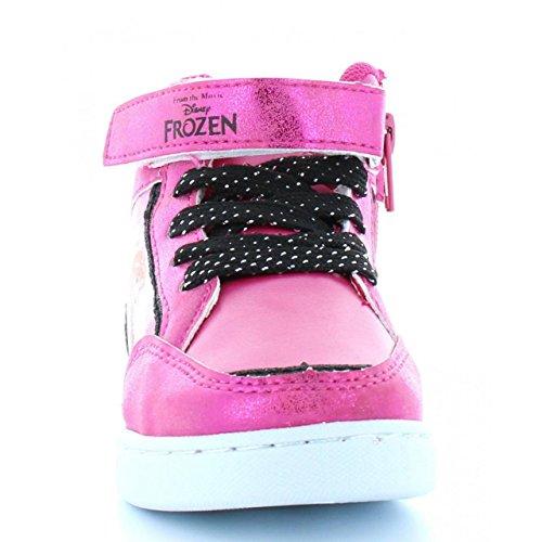 Stiefel für Mädchen DISNEY S16455H 131 FUXIA