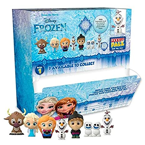 Disney Frozen 4 Pack Kids Erasers