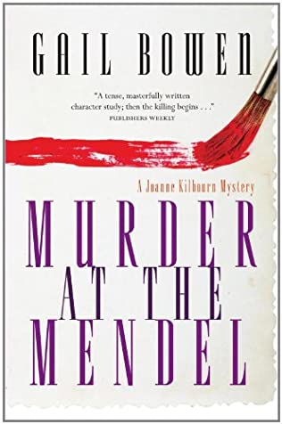 book cover of Murder at the Mendel