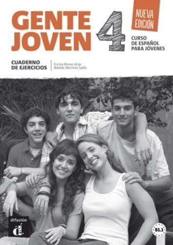 Gente joven 4. (B1.1) Libro de ejercicios + CD   EducaSpain