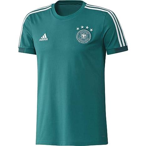 adidas CE6600 Camiseta, Hombre, Verde (Eqtver/agurea/Blanco), XS