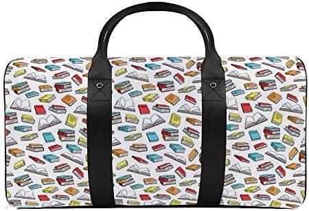 本パターン2 旅行バッグナイロンハンドバッグ大容量軽量多機能荷物ポーチフィットネスバッグユニセックス旅行ビジネス通勤旅行スーツケースポーチ収納バッグ