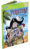 Leapfrog Tag Activity Storybook Pirates The Treasure of Turtle Island Compatible With Older System