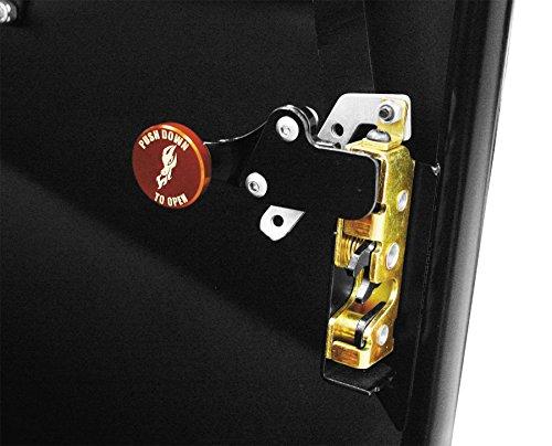 Dragonfire Racing 13-19 Polaris RAN900XP HiBoy Doors (Black)