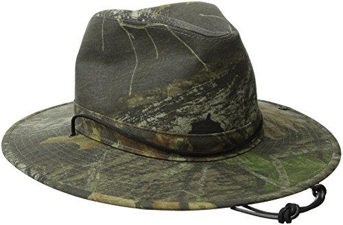 Henschel Men's Aussie Hunting Hat, Mossy Oak, Large