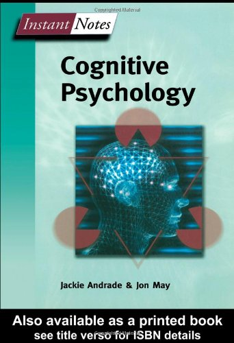 BIOS Instant Notes in Cognitive Psychology
